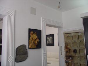Pilastra de estilo arabe